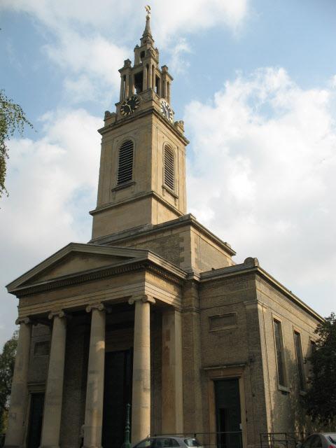 St James, Bermondsey