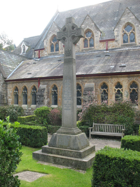 War memorial, South Dulwich