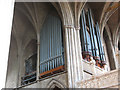 TQ3369 : Organ of St John's church by Stephen Craven