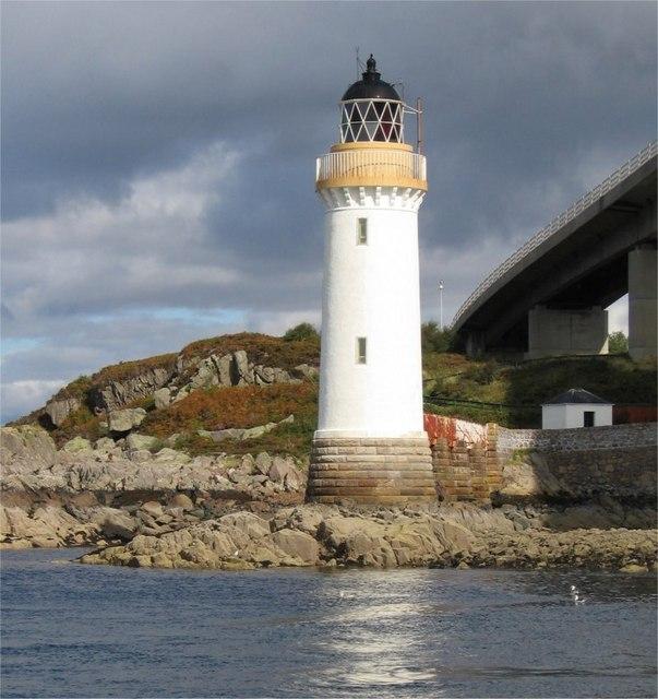 Stevenson Lighthouse on Eilean Ban