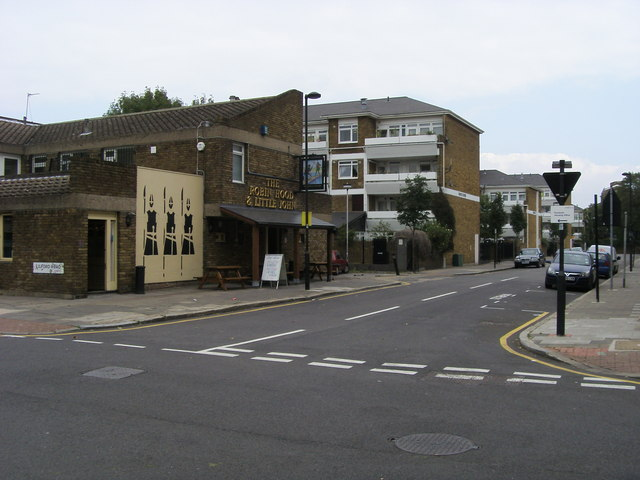 The Robin Hood & Little John pub