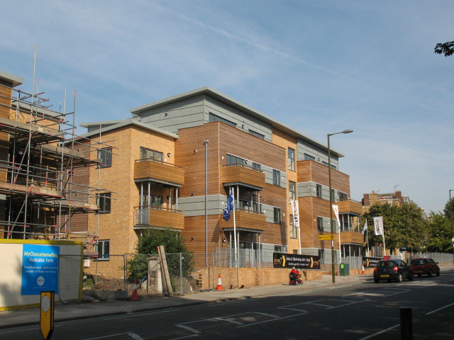 SENSE7 development, Charlton Road