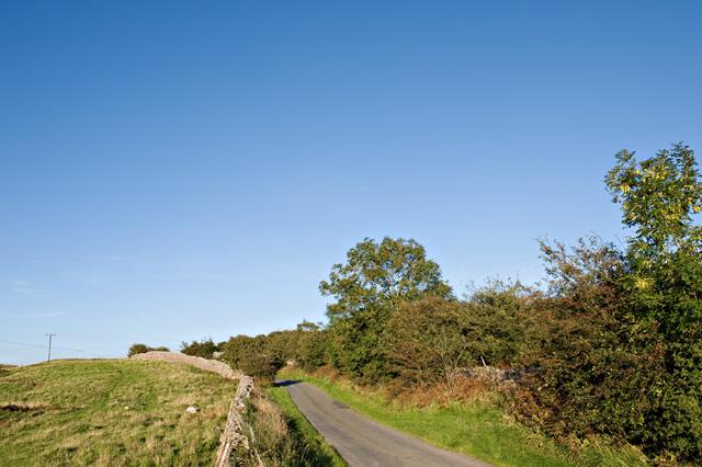 Road to Newbiggin