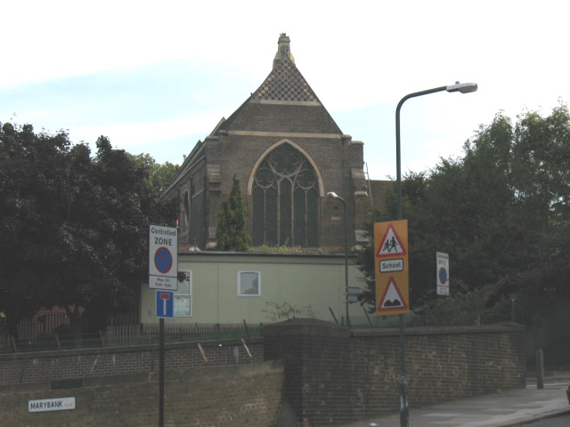 St Michael & All Angels, Woolwich