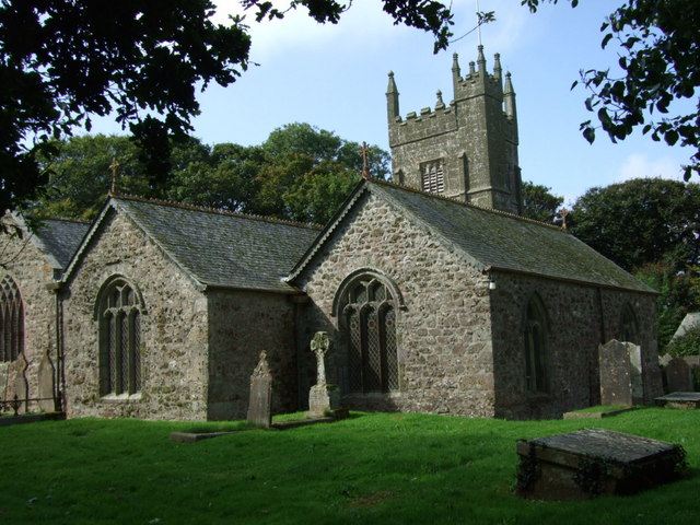 Gwinear Church