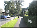 SP0384 : Looking from The Circle down Moor Pool Avenue by Basher Eyre