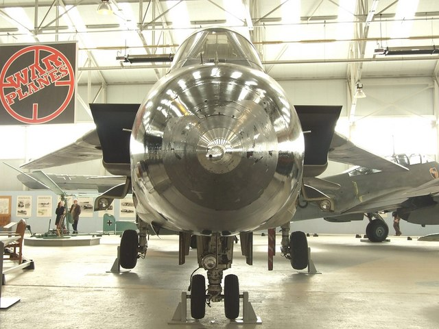 War planes at Cosford