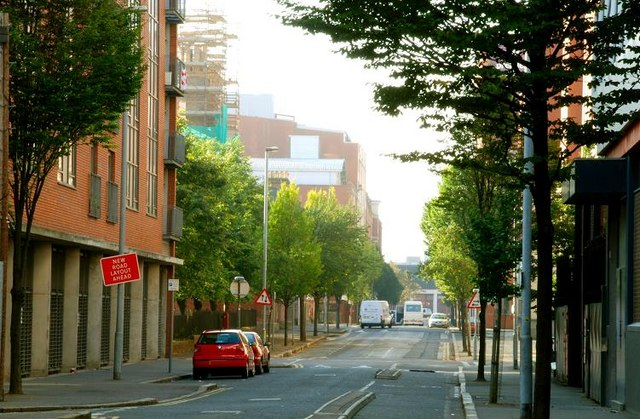 Alfred Street, Belfast