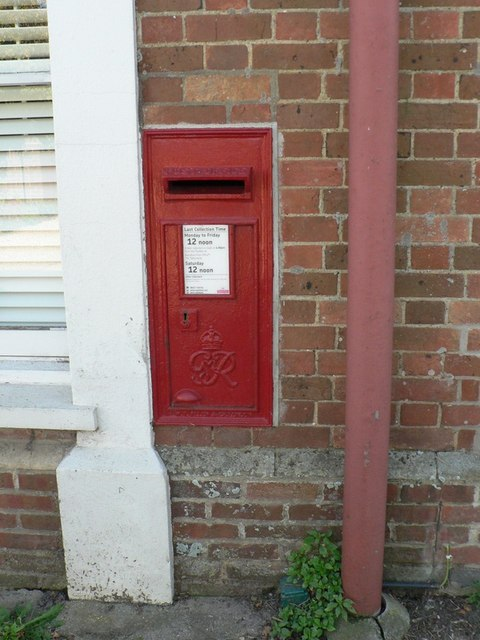 Shapwick: postbox № DT11 64