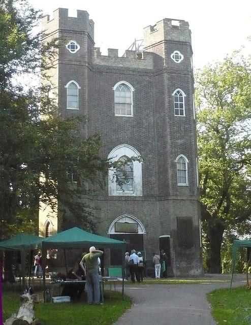 Severndroog Castle