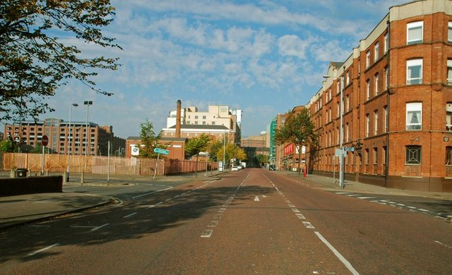 Ormeau Avenue, Belfast