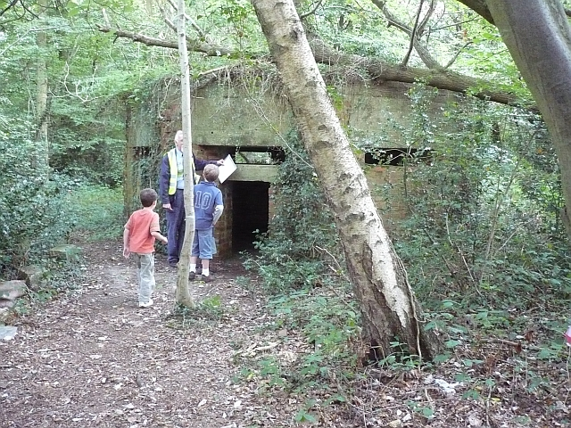 Pillbox at Biggin Hill