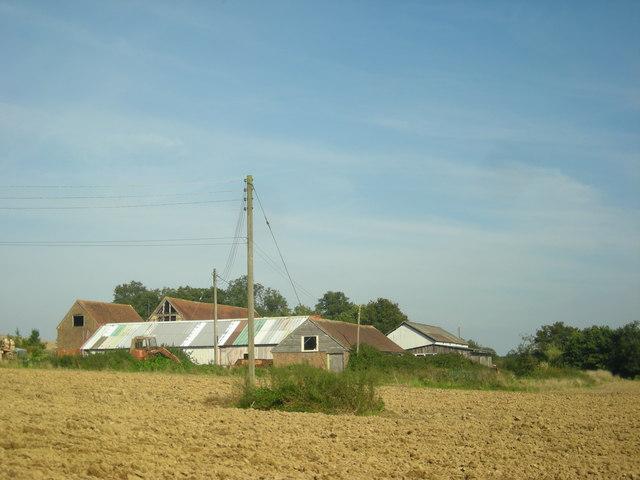 Sharpenhurst Farm