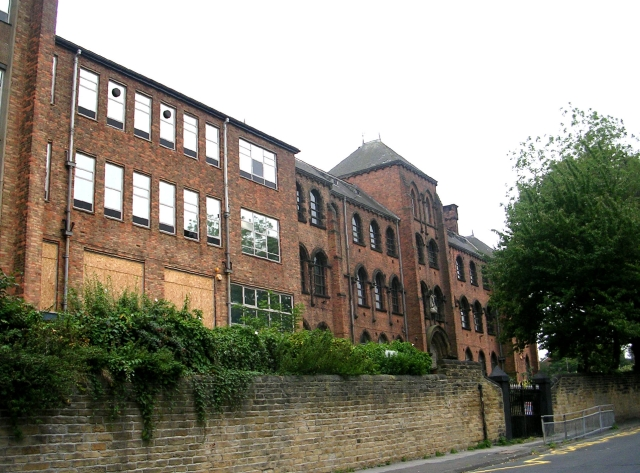 The former St Michael's College - St John's Road