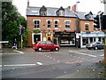 SP0783 : The La Patiserrie cafe, St. Mary's Row, Moseley, Birmingham by J Taylor