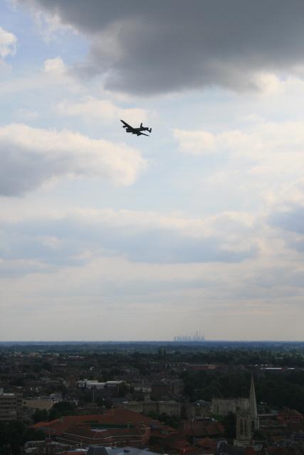 Lancaster over York