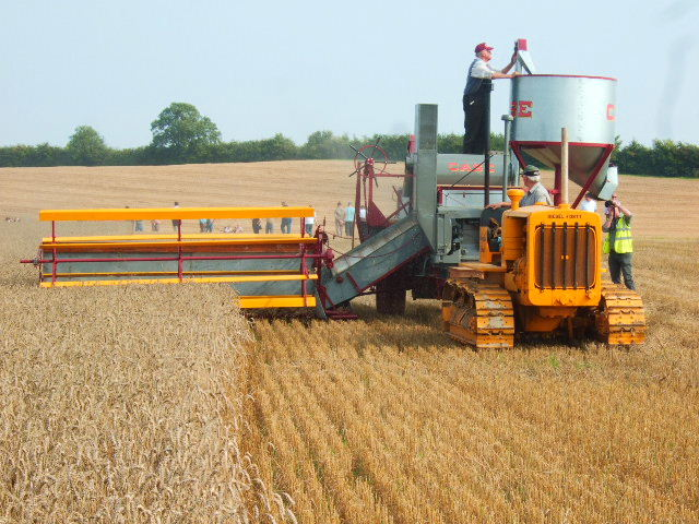 Combining demonstration