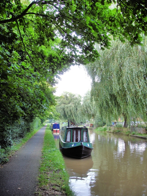 Christleton - Shropshire Union Canal