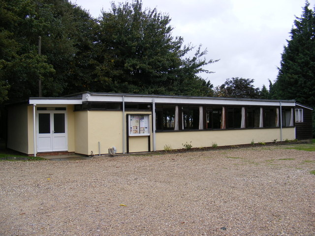 Ashfield Cum Thorpe Village Hall