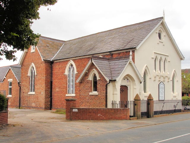 Waverton - Evangelical Fellowship chapel