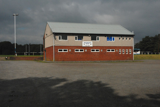 Bryncoch R.F.C. Clubhouse and Grounds