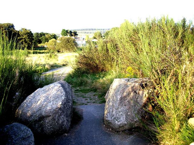 Feughside picnic spot