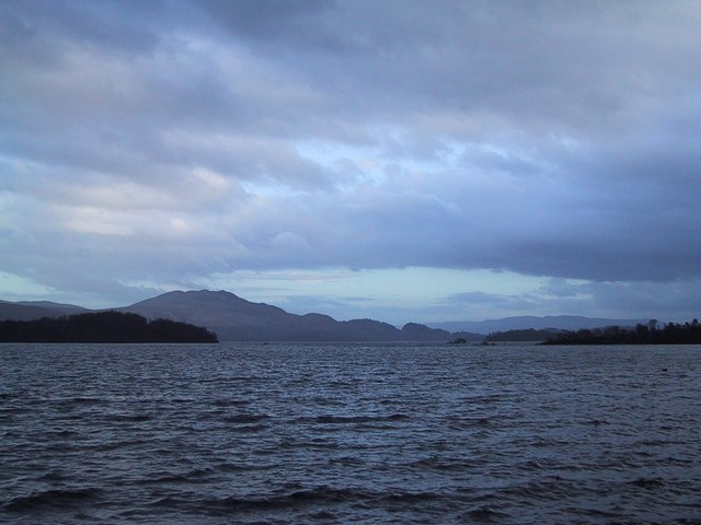 Loch Lomond from Luss