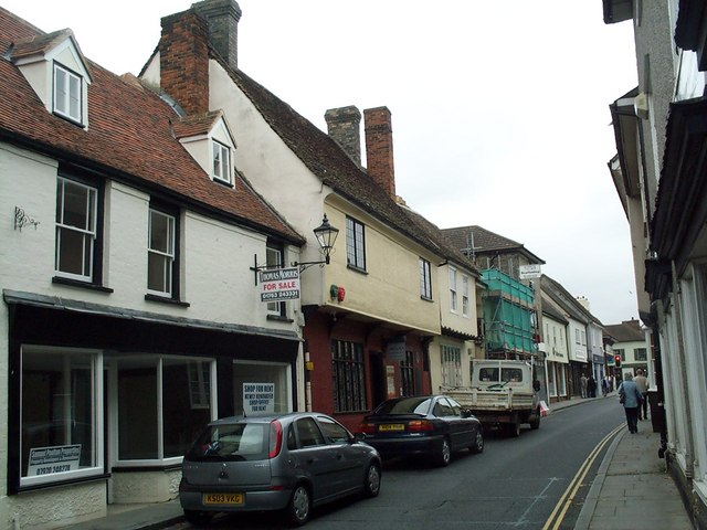Kneesworth Street