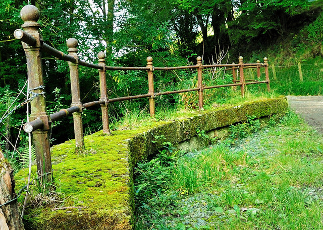 The Old Railings