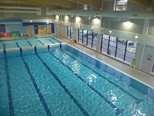 Portree Community Swimming Pool