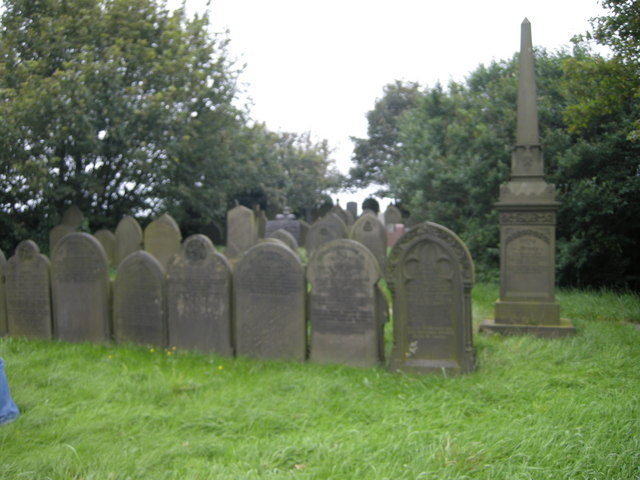 Mankinholes Methodist Church Burial Ground