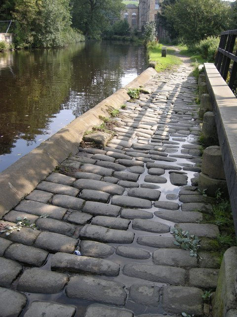 Rochdale Canal Weir