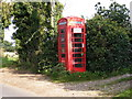 TM3775 : Walpole Telephone Box by Adrian Cable