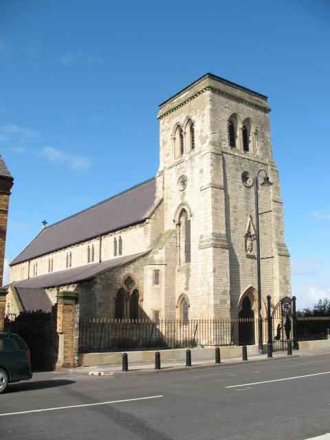 Church of St. Mary, Hartlepool