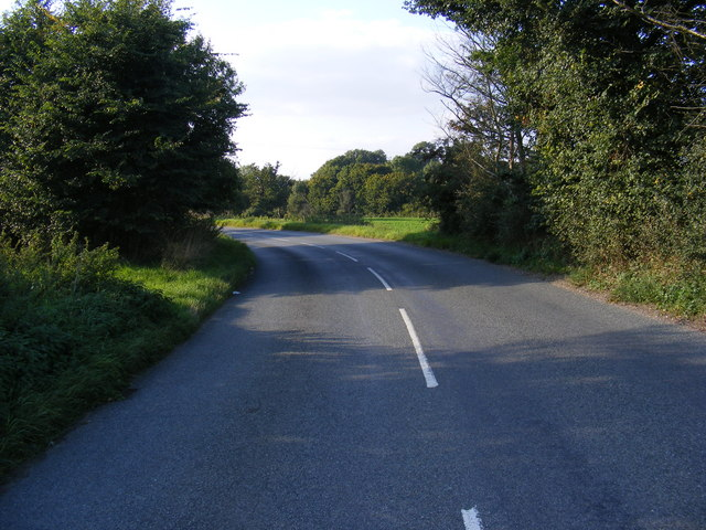 B1119 Rendham Road