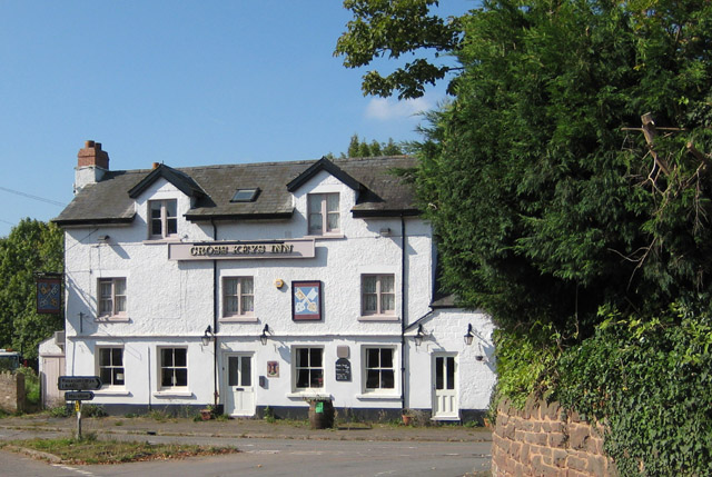 Cross Keys Inn, Goodrich
