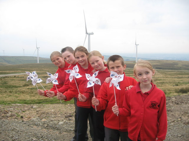 Scout Moor Wind Farm Official Opening (1)