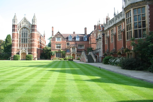Selwyn College, Chapel and Masters House