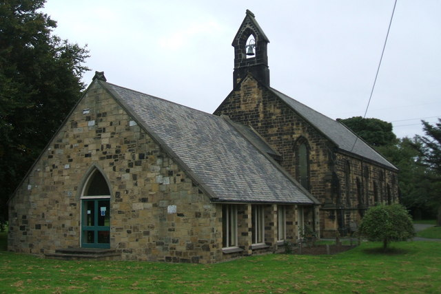 Church of the Holy Trinity, Seghill