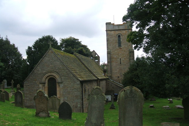 Church of St Ebba, Ebchester