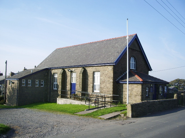 Village Hall, Tockholes