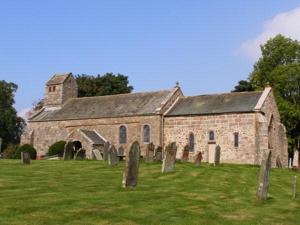 Church of All Saints, Bolton, Cumbria