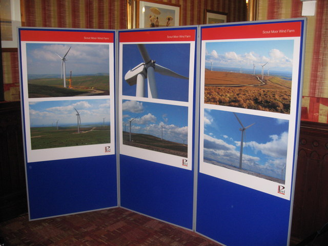 Scout Moor Wind Farm Official Opening