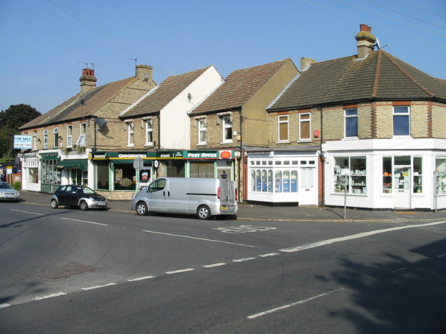 Shops on Broadway, Crockenhill