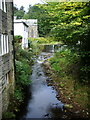 SE0426 : Luddenden Brook by Alexander P Kapp