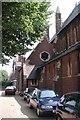 TQ3490 : St Mary, Lansdowne Road, London N17 by John Salmon