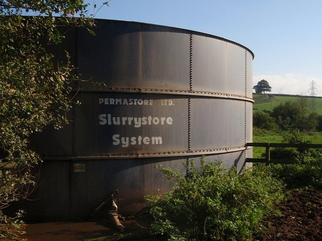 Slurry Tank http://www.geograph.org.uk/photo/988158
