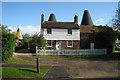 TQ6948 : Oast Cottage, Lees Road, Laddingford, Kent by Oast House Archive