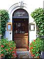 Separate doorway on George Street to the Durrants Hotel bar.