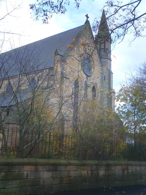 Church of St Paul, Elswick